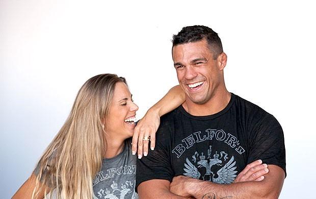 Joana Mortimer Prado (Feiticeira) is MMA Vitor Belfort's Wife