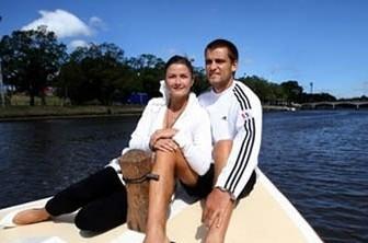 Yulia Youzhny- Tennis Player Mikhail Youzhny's Wife