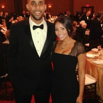 Tiffany Nicole Smith is MLB player David Price's Girlfriend