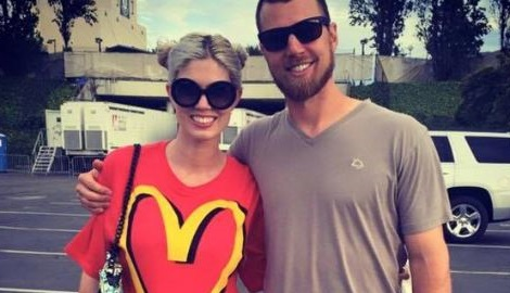 Julianna Zobrist is Ben Zobrist's Wife