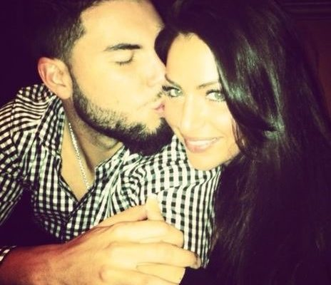 KIMBERLY FIGUEROA IS ERIC HOSMER GIRLFRIEND