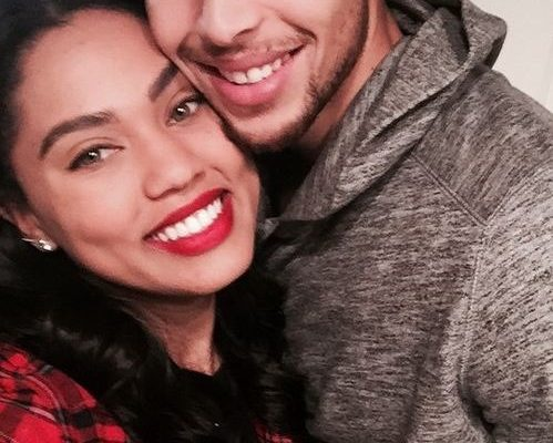 AYESHA CURRY IS NBA PLAYER STEPHEN CURRYS WIFE
