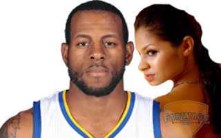 Andre Iguodala's Ex-Girlfriend