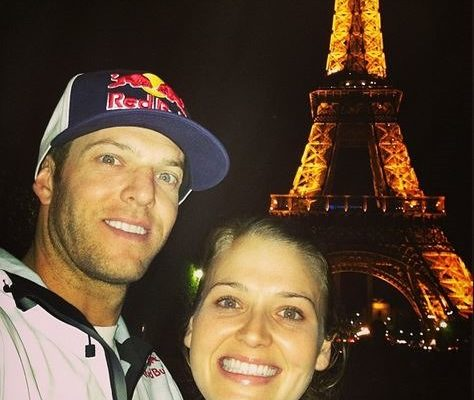 Sarah Jean White- Motocross Champion Kurt Caselli's Girlfriend/ Fiancee