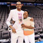 Wanda Pratt NBA Player Kevin Durant's Mother